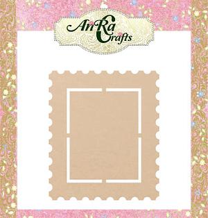 mdf fridge magnet for craft