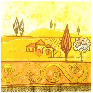 Napkin paper For decoupage Art
