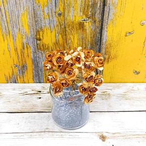 Mini Golden Flower