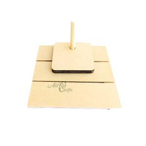 Wooden Tissue Box Design