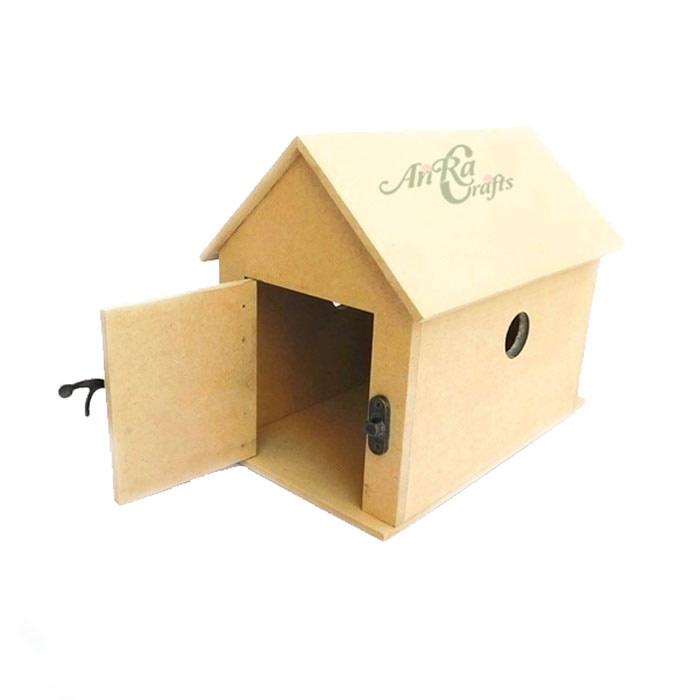 Mdf Bird House