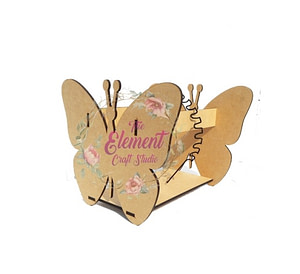 mdf butter fly shape hairband product,mdf product,