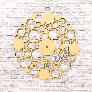 Bubble Clock Base