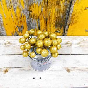 Golden Glitter Berries