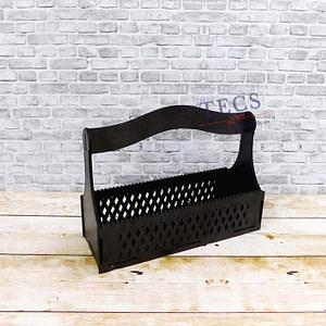Veiner Basket Black