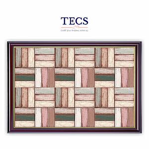 wooden tiles -2