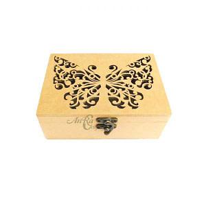 Mdf Cutwork Box