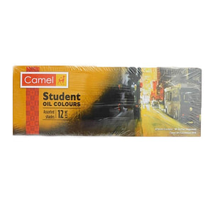 Camel Student Oil Color