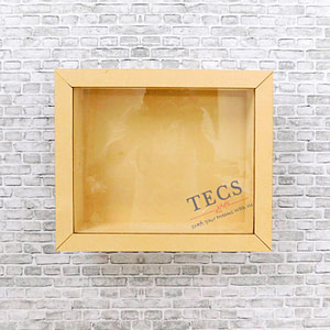 Shadow Box With Acrylic Lid
