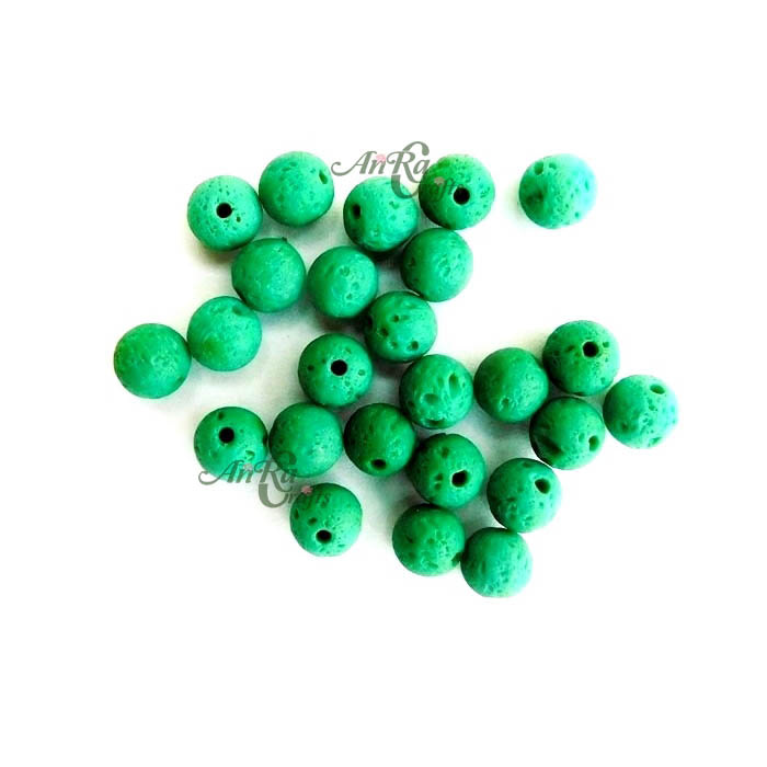 lava beads for jewelry making