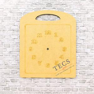 Chopping Board Clock