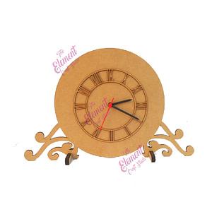 mdf clock,wood clock,wall clock